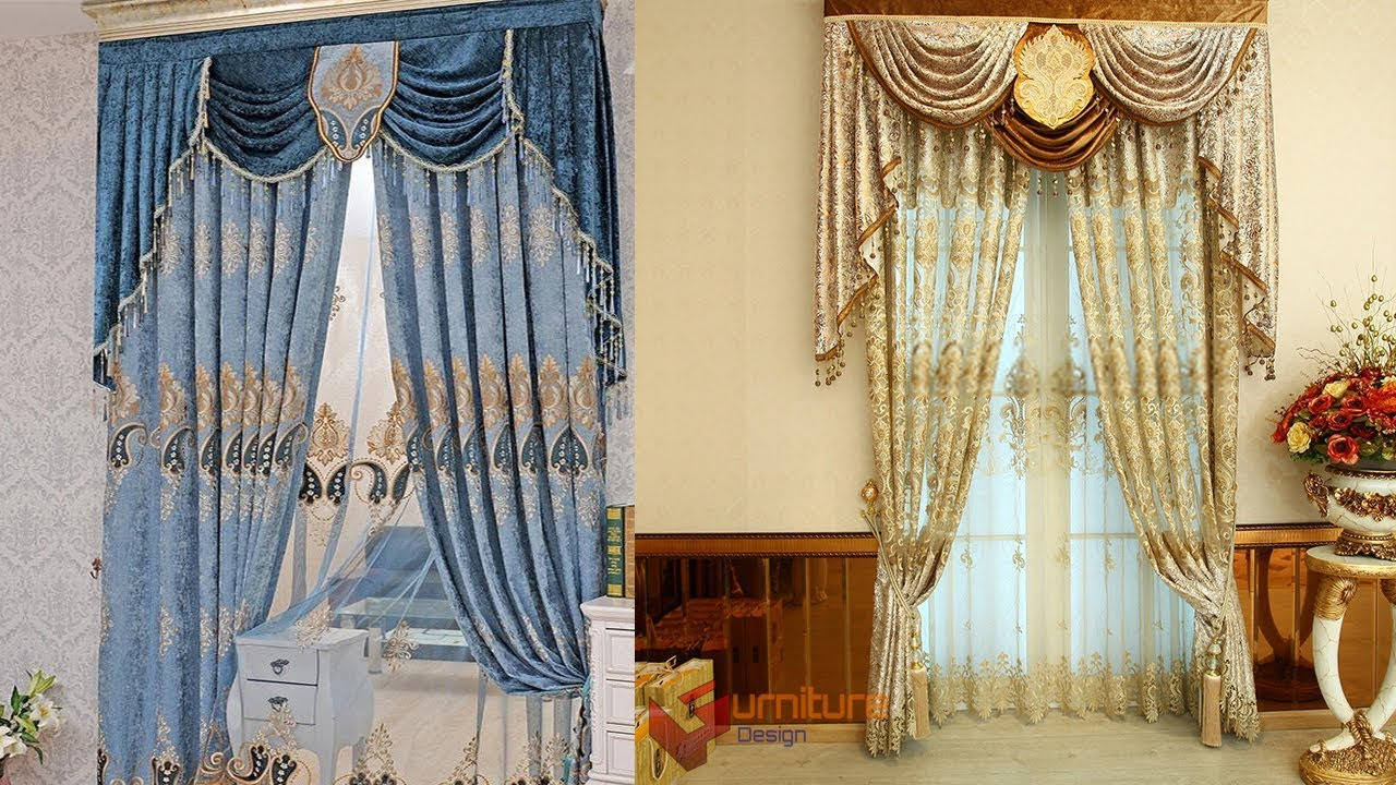 Curtain Ideas For Living Room Modern Living Room Curtains Ideas 2019 Youtube
