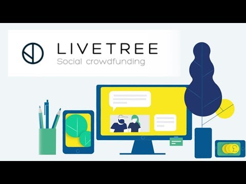Livetree: Social Crowdfunding on the Blockchain