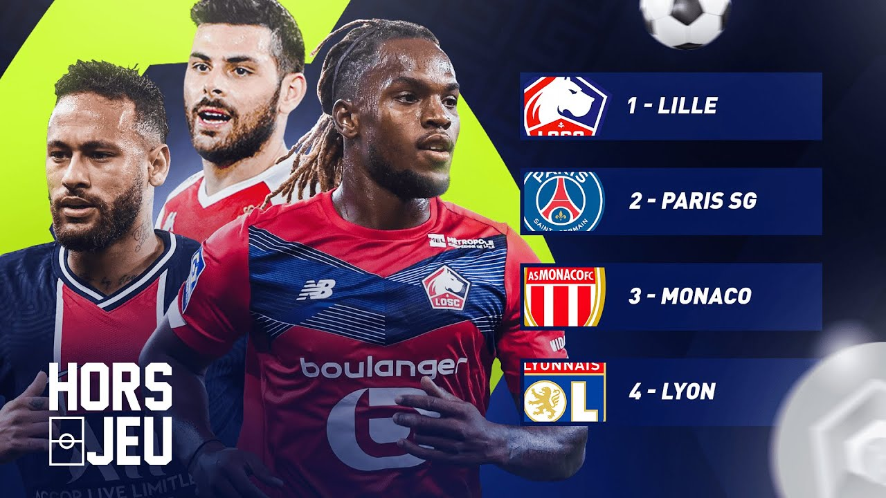 ⚽ LIGUE 1 : QUI VA FINIR SUR LE PODIUM ? 🥇