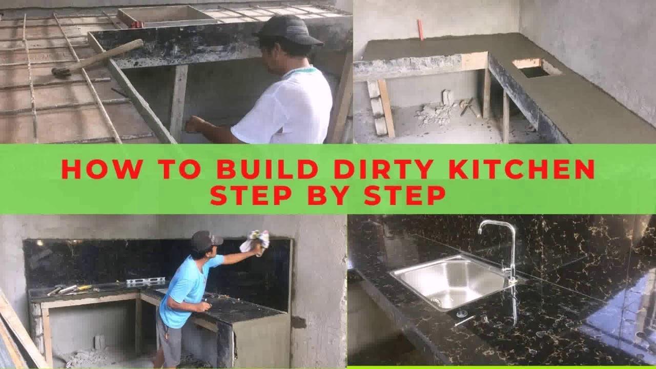 Dirty Kitchen Design Ideas Philippines Youtube