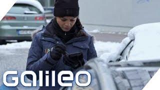 Der unliebsame Job einer Politesse | Galileo | ProSieben