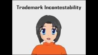 Trademark Incontestability