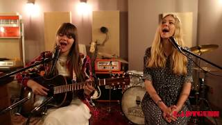 LADYGUNN TV / First Aid Kit  / My Silver Lining / Acoustic Session