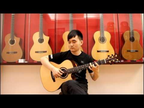 周杰倫Jay Chou【明明就Ming Ming Jiu】吉他獨奏 Steven Law
