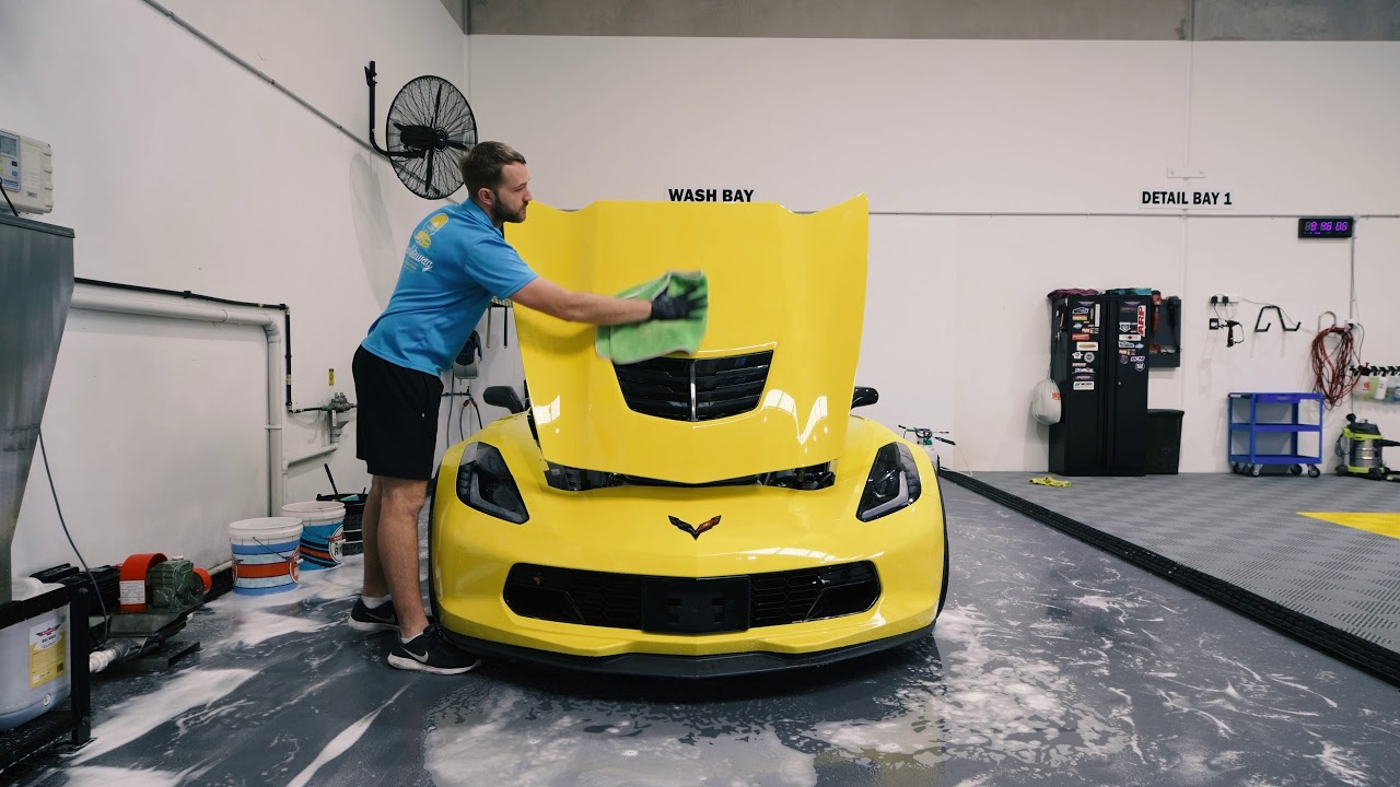 Professional Car Detailing by Sunshine Coast's Top Car