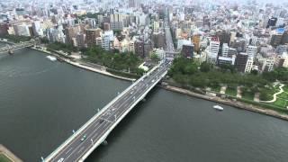 DRONE TOKYO SKYTREE