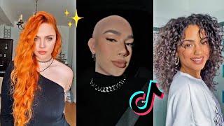 Hair Transformations *Part 6*   TikTok Compilation
