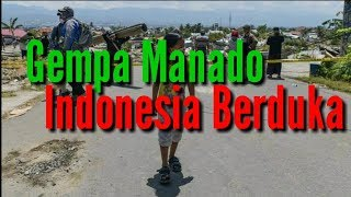 Download Video Terjadi Lagi,,, DETIK-DETIK Gempa MANADO MP3 3GP MP4