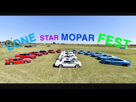 LONE STAR MOPAR FEST 2019
