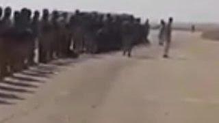 В Сирии боевики казнили 56 правительственных военных