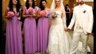 Свадьба Ольги Агибаловой и Ильи Гажиенко (Дом 2)