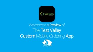 Test Valley - Mobile App Preview - TES925W