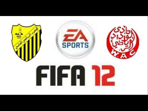 Download FIFA 2012 / PS3 : Botola Maroc / WAC VS MAS