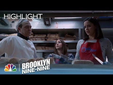 Charles Tells Amy & Gina To Call Him Chef   Season 5 Ep. 13   BROOKLYN NINE-NINE