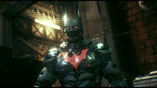 Batman: Arkham Knight (PC)(Batman Beyond Walkthrough)[Part 2] - Ace Chemicals [1080p60fps]