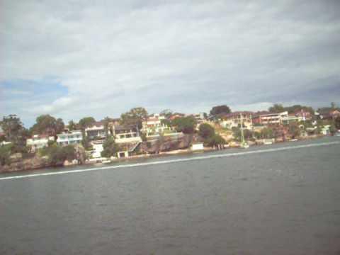 Port Jackson  Harbour/  SYDNEY  AUSTRALIA