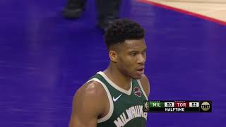 Toronto Raptors vs Milwaukee Bucks | February 25, 2020