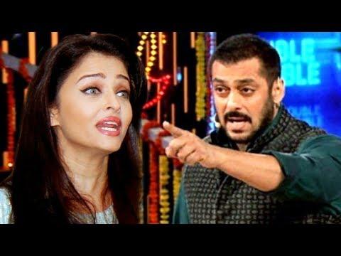 Salman Gets ANGRY On Aishwarya - She Wanted Salman To Become Villain