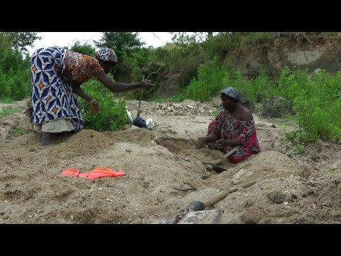 Sacos com restos humanos são encontrados na Tanzânia