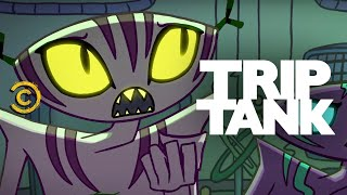 TripTank - Alien Anal Probe