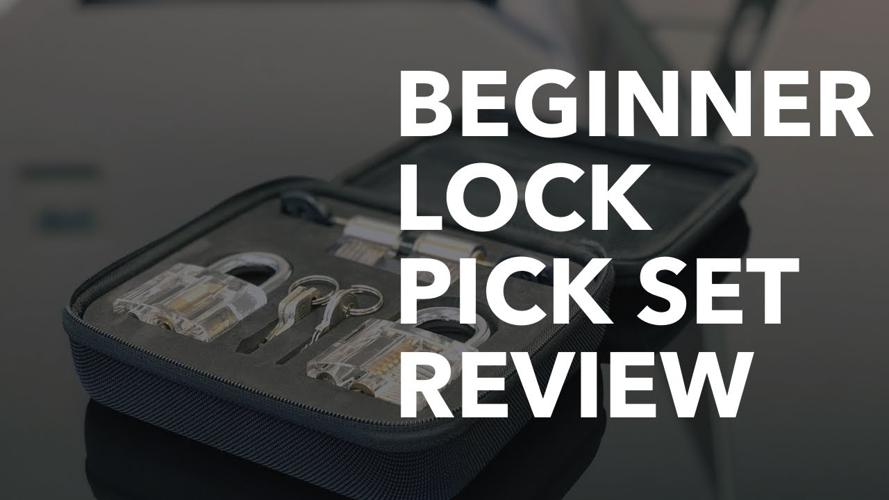 Beginner Lock Set video thumbnail