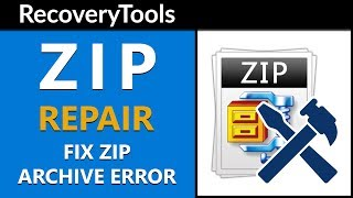 Repair Broken Zip Archive with a Free of Cost Windows Zip Repair Tool to Restore Corrupted Zip Files