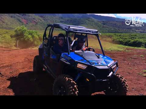 Off-Roading On Lanai With The Four Seasons Resort