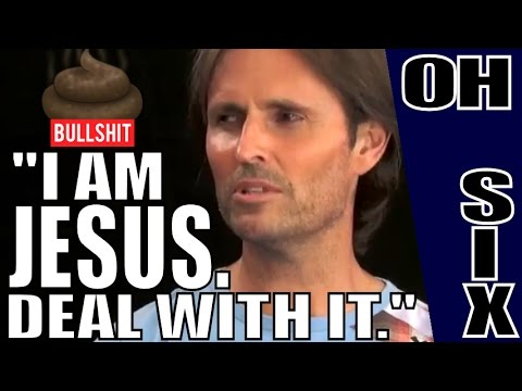 The Australian Jesus - AJ Miller
