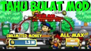 Gambar cover TERBARU TAHU BULAT MOD APK 2019 UNLIMITED MONEY & ALL MAX-BY ONO NIHA