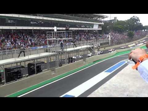 FIA WEC 6 Hours of Sao Paulo - Race Start