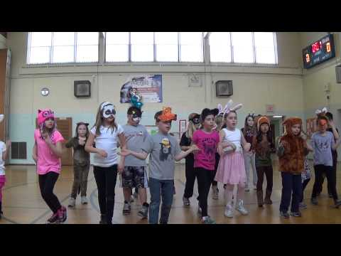Zumba Kids Class What Does the Fox Say Dance / Zumba® Fitness Choreography