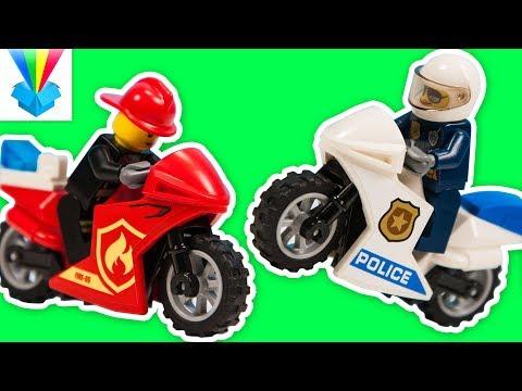 Kicsomi - ⚽Csocsó⚽: 🎁 LEGO City – Légi rendőrség és Tűzoltó szettek