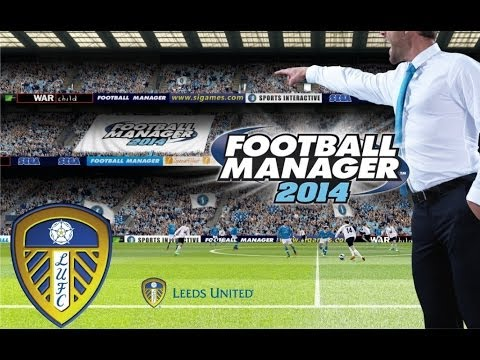 HD Football Manager 2014  Leeds United 18