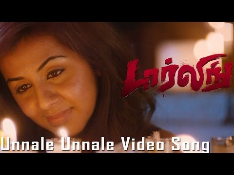 Unnale Unnale Video Song - Darling (2015) | G. V. Prakash Kumar | Nikki Galrani | Karunas | Bala