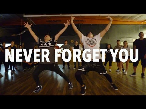 """NEVER FORGET YOU"" Pt.2 - Zara Larsson Dance 
