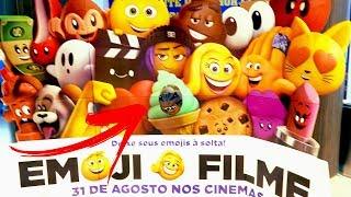 Sr Dinossauro no Cinema Assistindo Emoji o Filme em Português Completo! Canal ToyKids em Portugues