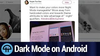 Dark Mode on Android