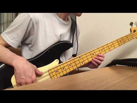 【ベース】椎名林檎&トータス松本・目抜き通り【Bass】