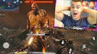 EL NUEVO MODO ZOMBIES DE CALL OF DUTY MOBILE QUE NO CONOCES - AlphaSniper97