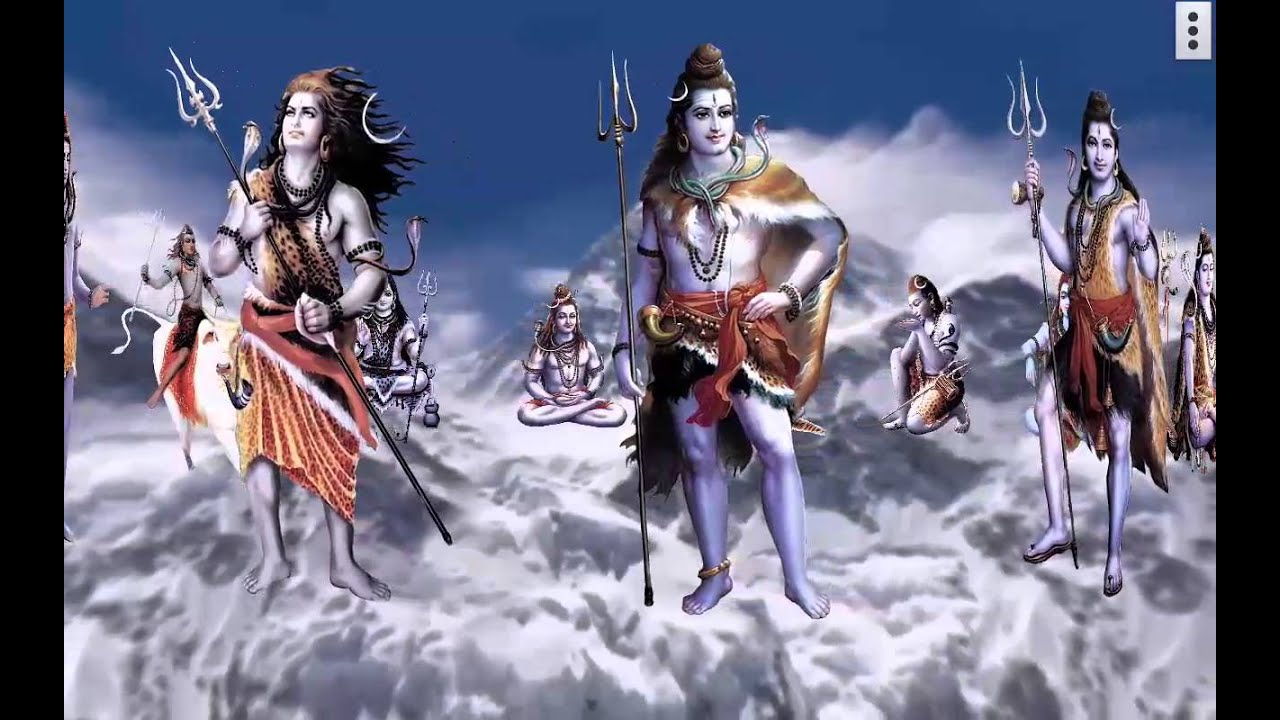Lord Shiva 3D Wallpapers free download