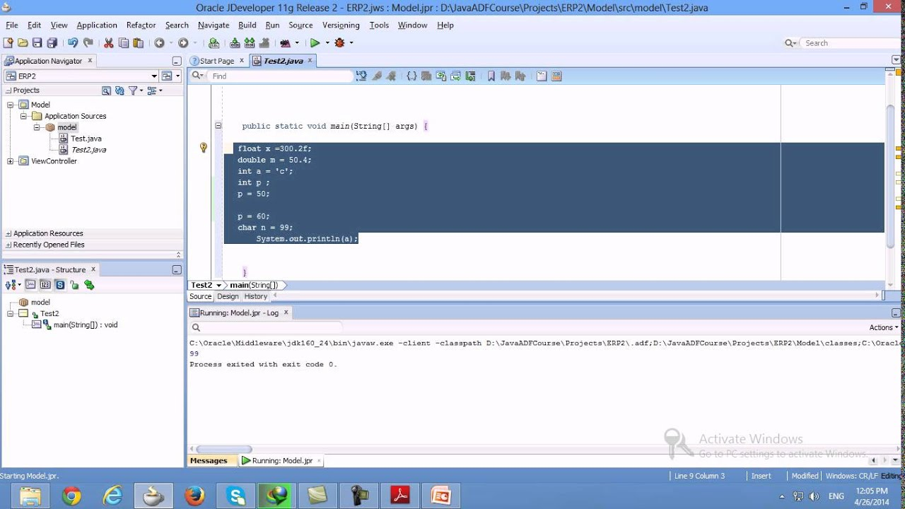 Object Oriented with Java By Eng Helal Ahmed
