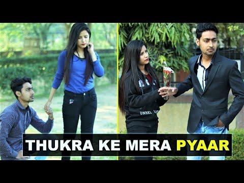 Thukra Ke Mera Pyaar || Inteqam || Waqt Sabka Badalta Hai || Qismat || Time Changes