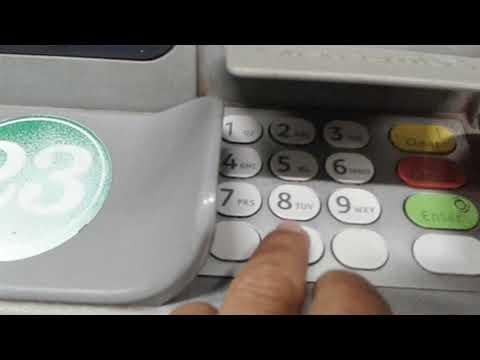 Hướng dẫn cách thay đổi mã pin thẻ ATM VIETCOMBANK .