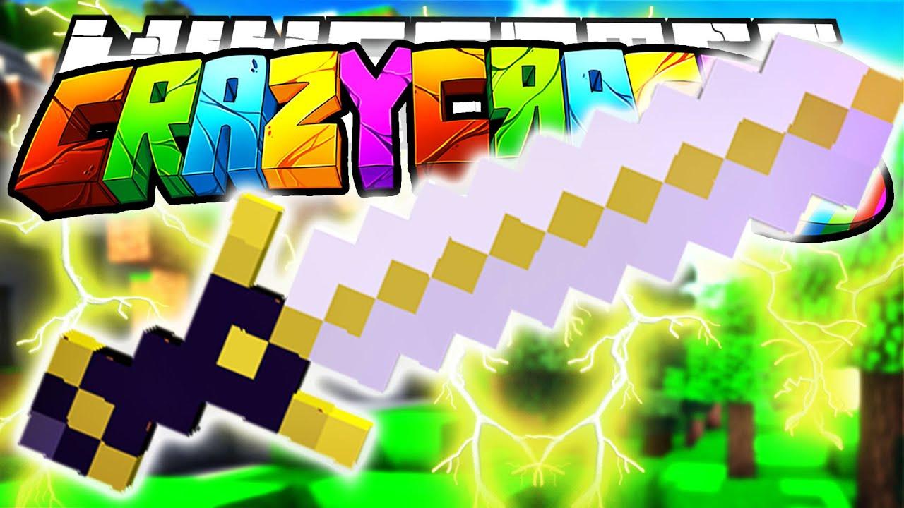Minecraft crazy craft 3 0 royal guardian blade orespawn for Crazy craft 3 0 server