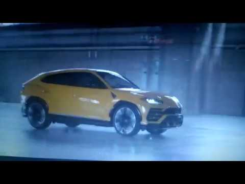Urus: The world's first Super Sport Utility Vehicle..