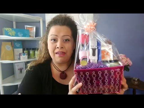 Steeped Tea - Gift Basket Raffle/Host Idea