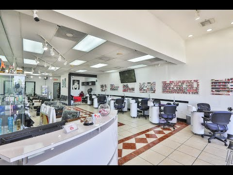 Beauty Salon And Nail Salon For Sale In Miami