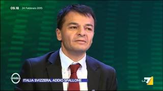 Fassina: Parte del PD non si rassegna alla linea Renzi