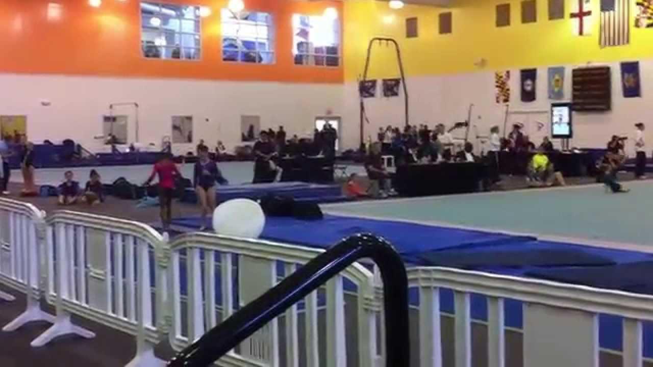 Winwin gymnastics - Erin Gaston Win Win Gymnastics 2nd Aa Level 5 Vault East Coast Classic Youtube