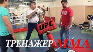 Тренер бокса из Казахстана и его уникальный тренажер ТимуЖим. ЖМИ!